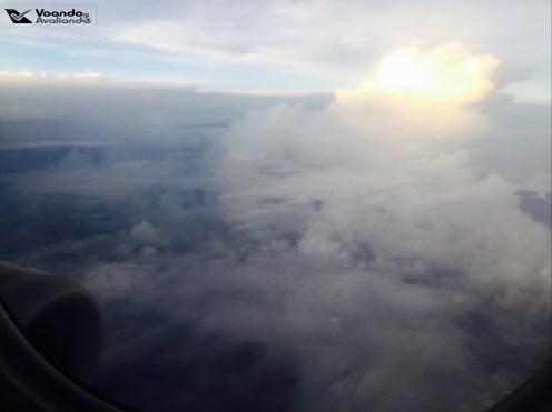 Visão Cidade do Panamá - Asa E190