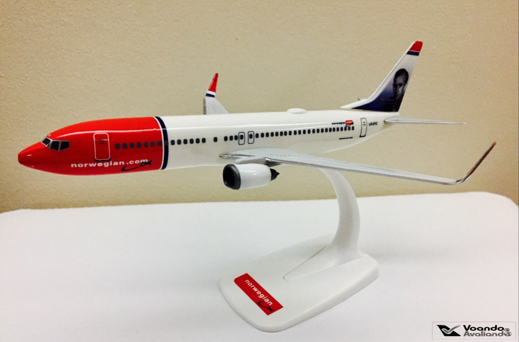 B737 - Norwegian 1