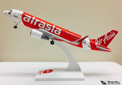 A320 - Air Asia 1