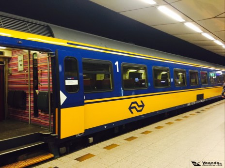 Trem para Aeroporto AMS
