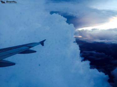 Nuvens - Aproximação ROMA