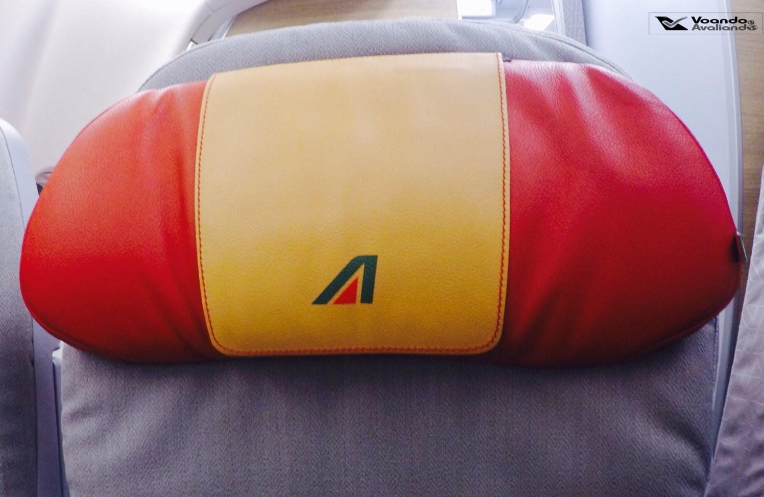 Encosto de Cabeça - A330 - Alitalia
