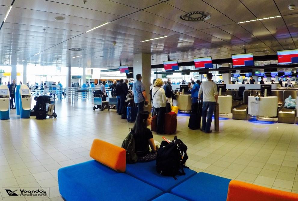 Área de Prioridades - KLM AMS 4