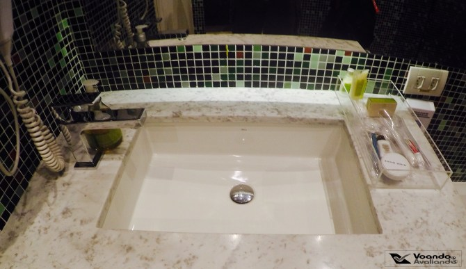 Banheiro - Sala VIP - LATAM GRU 3