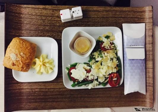 Salada - Delta - GRU/JFK