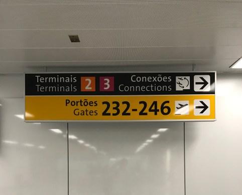Placas - Terminal 3