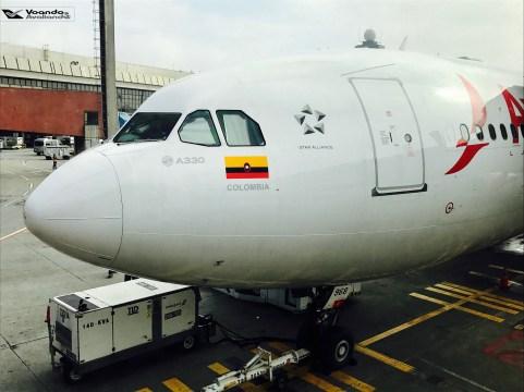 A330 - GRU - Avianca 3