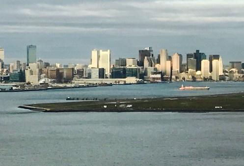 Aproximação Boston - Jetblue 7