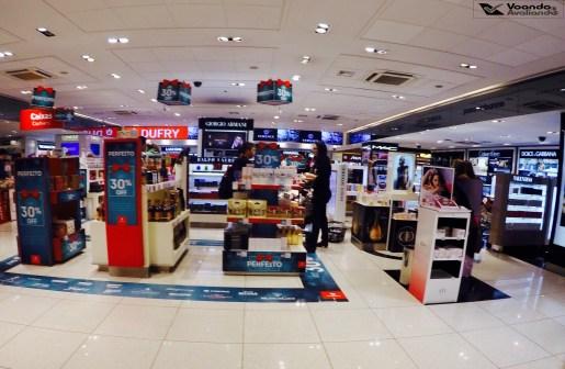 Terminal 2 - GRU Free Shop