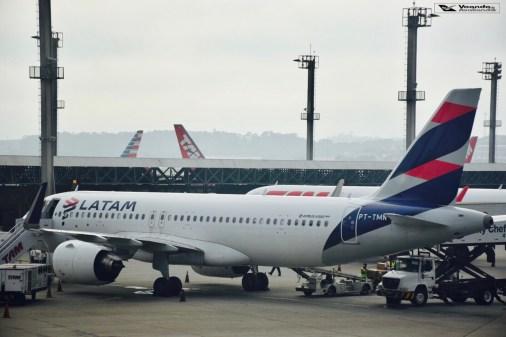 A320 NEO - LATAM - GRU