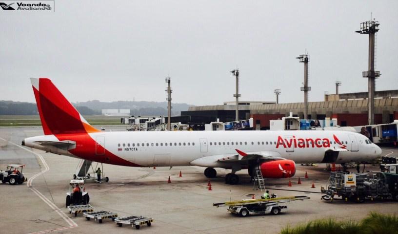 A321 - Avianca - GRU