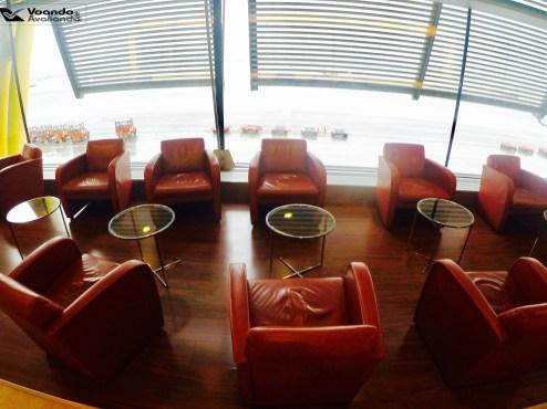 Sala VIP Iberia 2