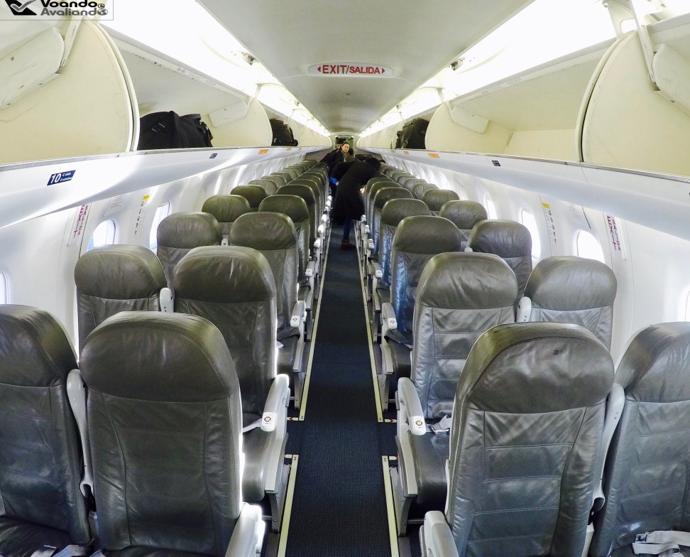 Inside - E190 - Jet Blue 1