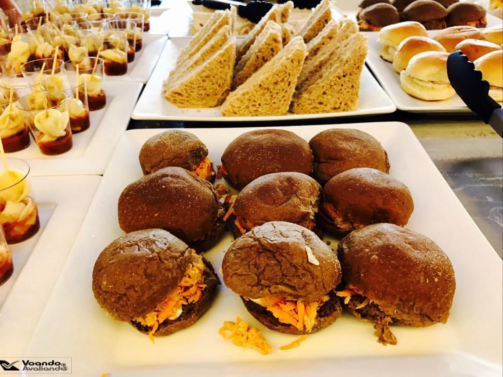 Sanduíches 2 - Sala VIP GOL GIG