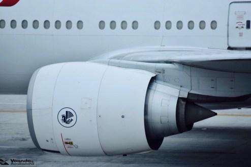 B777_Air France - Turbina