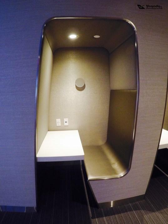 Cabine Privacidade - Flagship