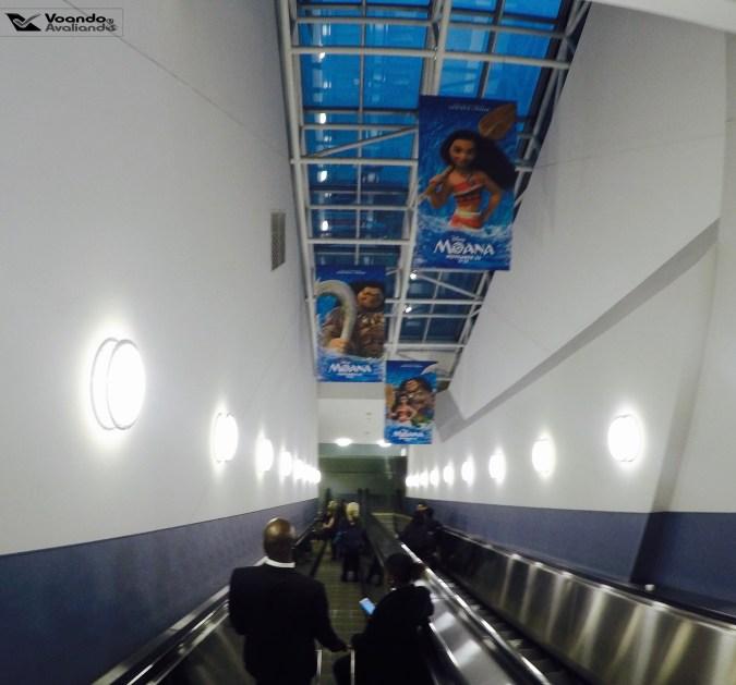 Escada Rolante - T8 - JFK