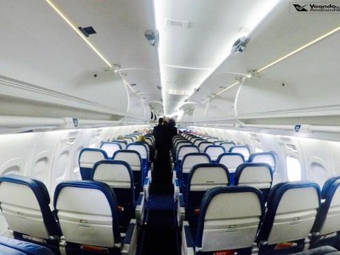 Inside B717 - Delta 8