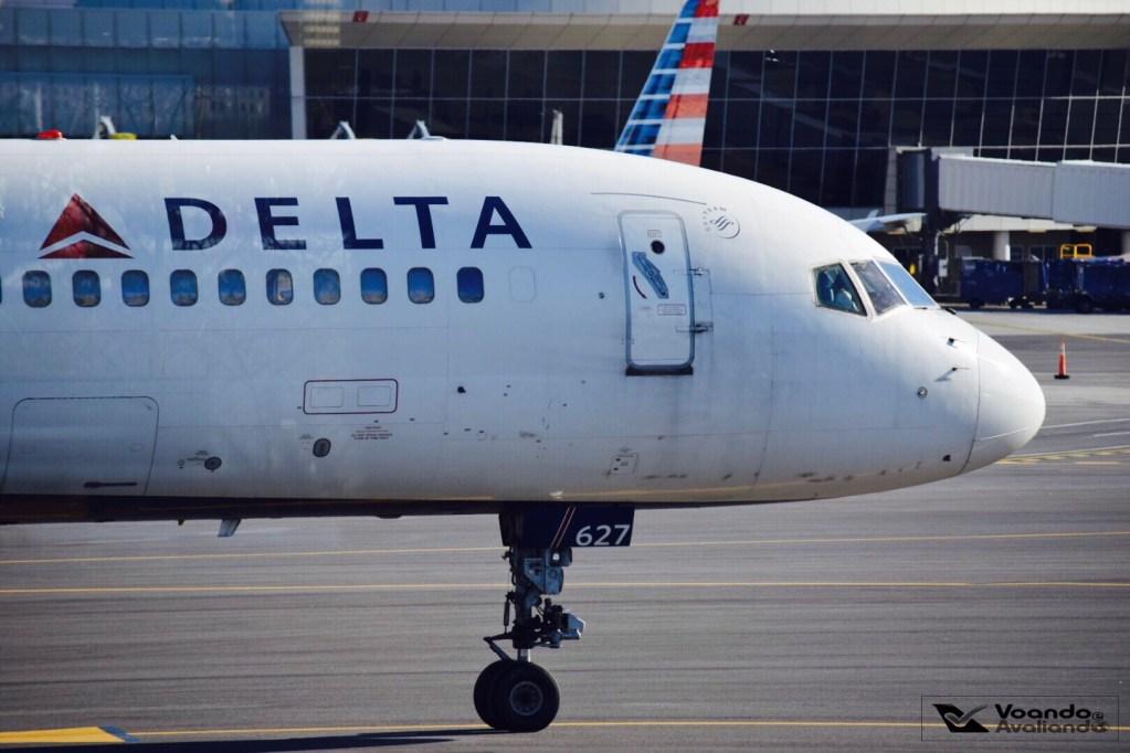 B757 - Delta - Boston 1
