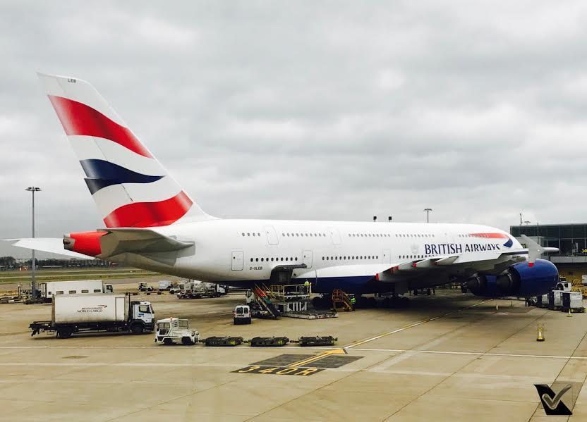 A380_Janela B777 LHR