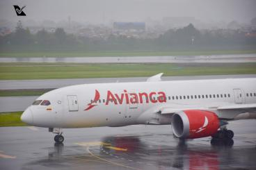 Bogotá - Avianca - Boeing B787 (9)