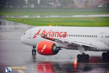 Bogotá - Avianca - Boeing B787 (7)
