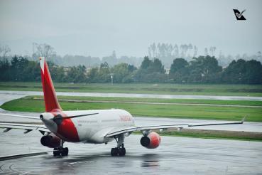 Bogotá - Avianca - Airbus A330 (7)