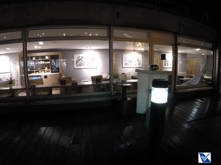 Sala VIP - Star CDG - Smoking Area 1