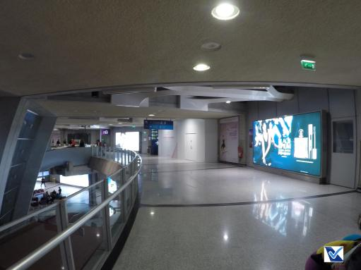 CDG - Terminal Embarque