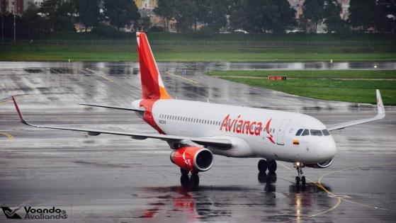 Bogotá - Avianca - Airbus A320 (1)