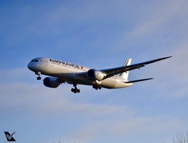 LHR_Air France B787 2