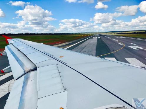 A319 - Avianca - Taxiamento BSB 3