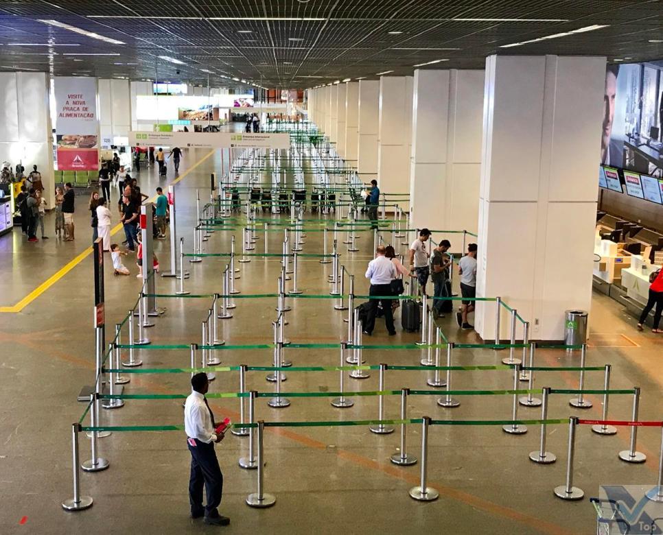 Aer. Brasília - Checkin - Visão Geral