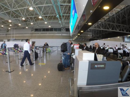Check-in Emirates 4