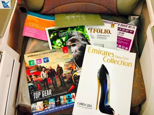 Emirates - Revistas Business 2