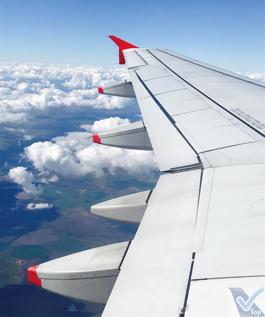 Fase inicial voo - A319 - Avianca 3