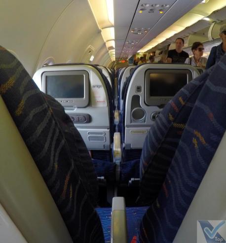 Inside - A319 - Avianca 5