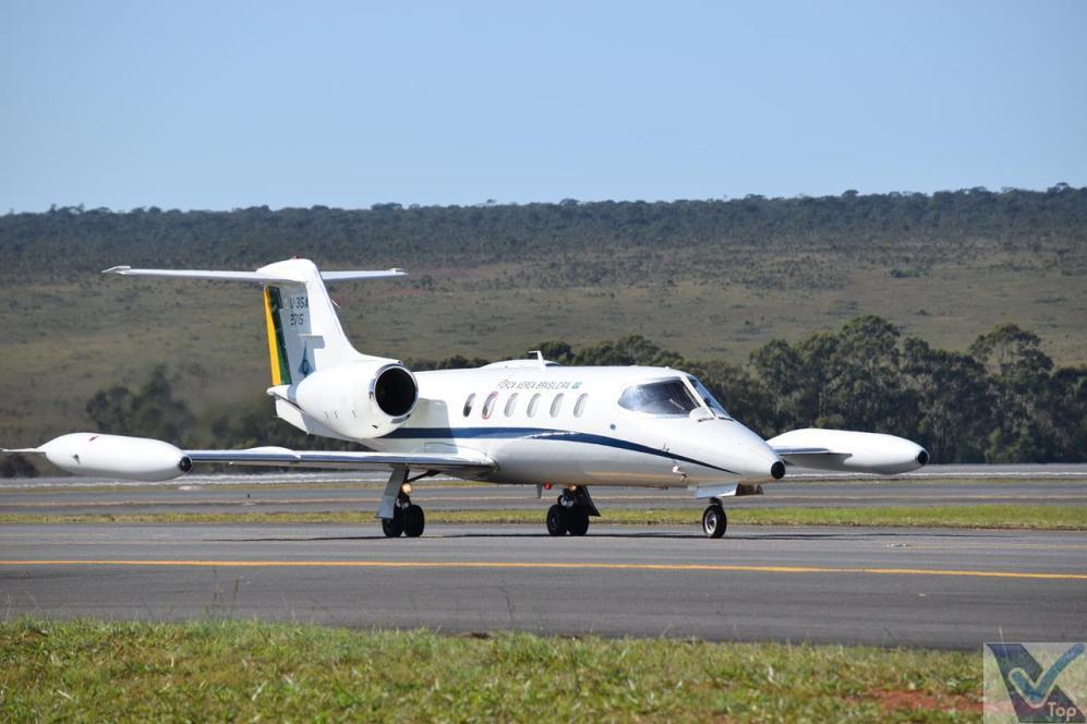 Spotter Day BSB FAB Learjet 1