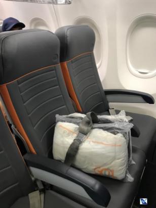 Assento 4A - B737 GOL - Premium
