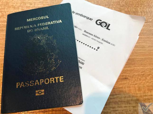Passaporte - GIG EZE Gol Premium