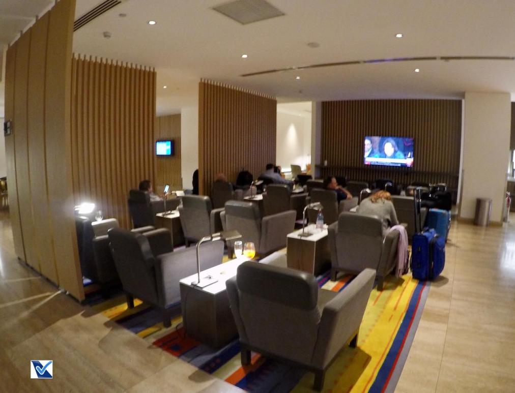 Sala VIP - SCL - LATAM - Ambiente 3