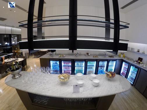 Sala VIP - SCL - LATAM - Ambiente 4