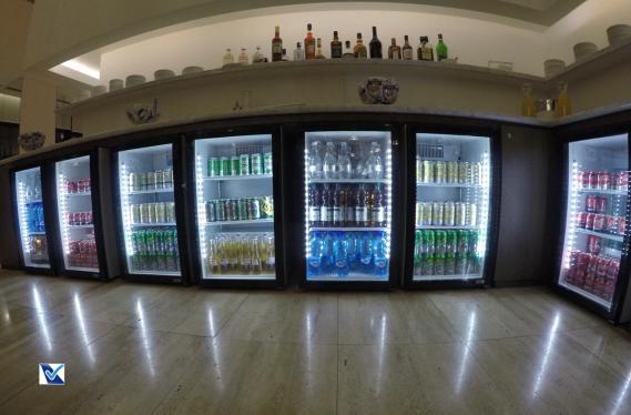 Sala VIP - SCL - LATAM - Bebidas 2