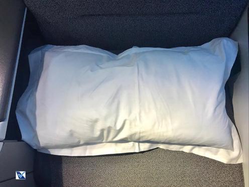 Travesseiro - LATAM - Business - SCL AKL