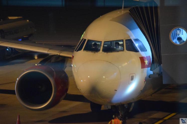 A320 - Vietjet Air - Hanoi 2