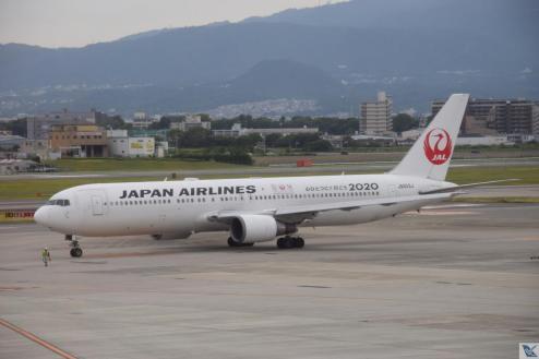 _B767 JAL