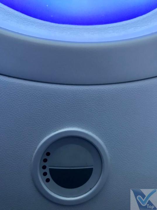 Botão Regulagem Luz Janela - B787 - ANZ