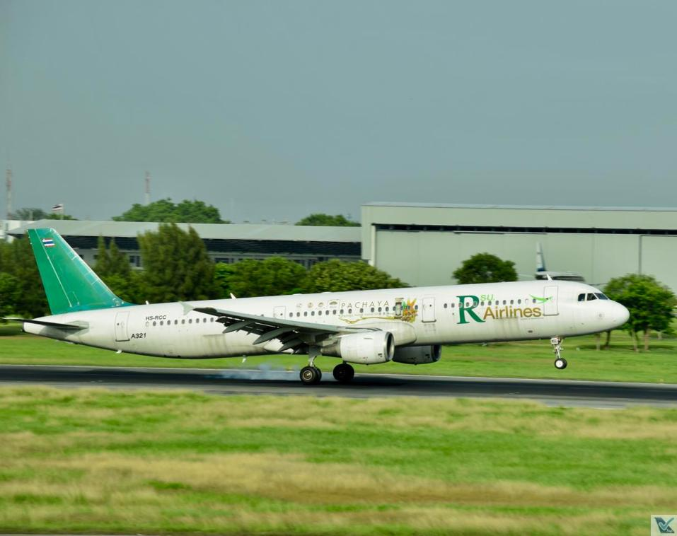 DMK - A321 - R Airlines 1 (2)