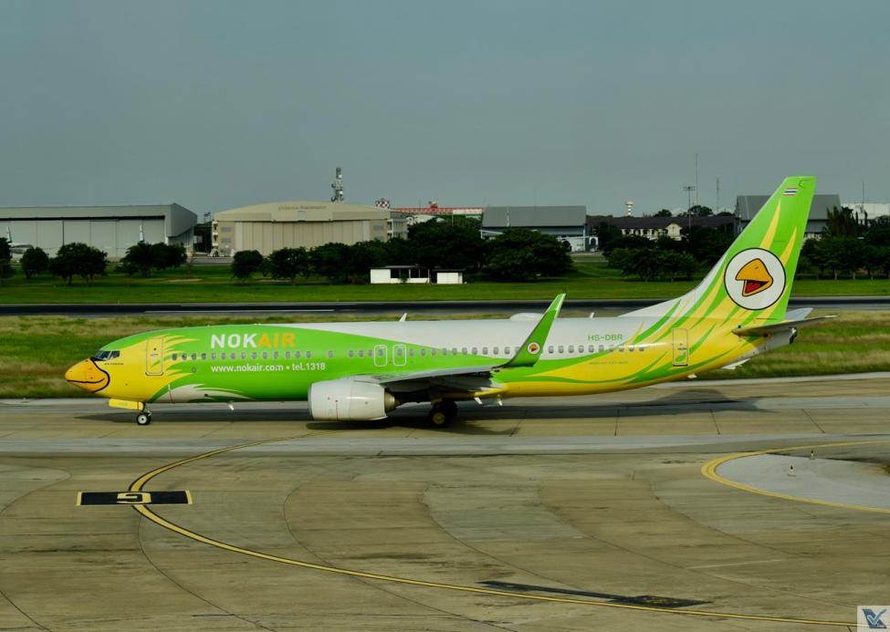 DMK - Nok Air Verde 2