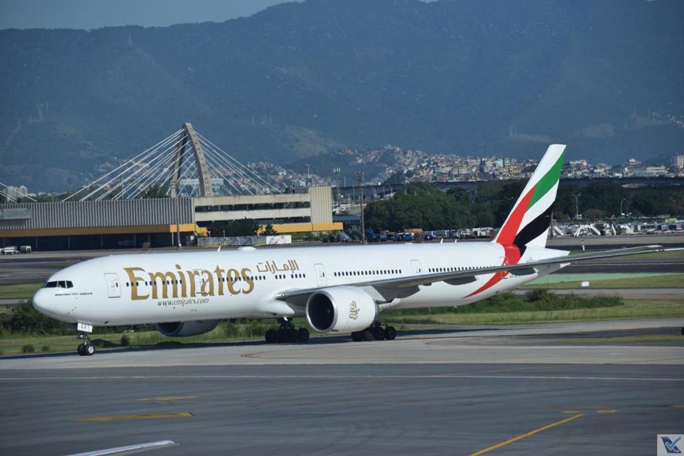 Emirates - B777 - GIG 1